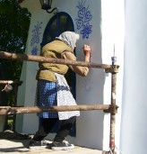 Чешко село се превърна в приказна дестинация
