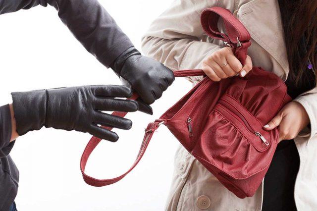 Заловиха автора на грабеж на дамска чанта, извършен преди повече от месец