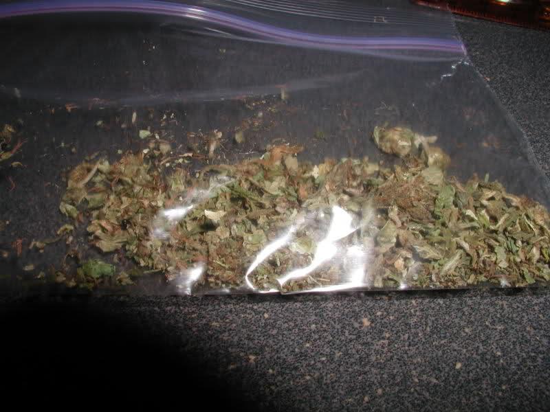Четири пакетчета марихуана откриха у 41-годишен мъж