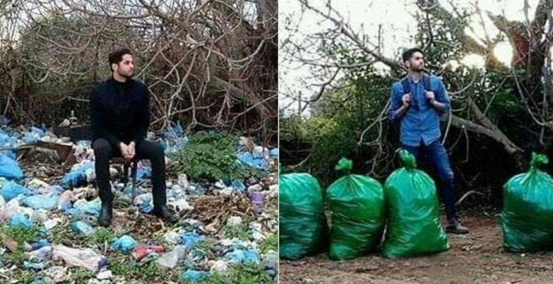 Нова мания в интернет: Снимай боклук и го изчисти!