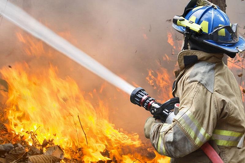 Пожар горя в стая в СУПЦ за хора с увреждания, в който в момента са настанени бездомни