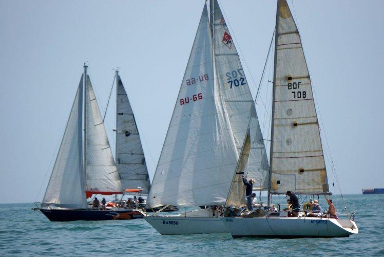Две международни ветроходни регати за килови яхти ще се проведат във Варна