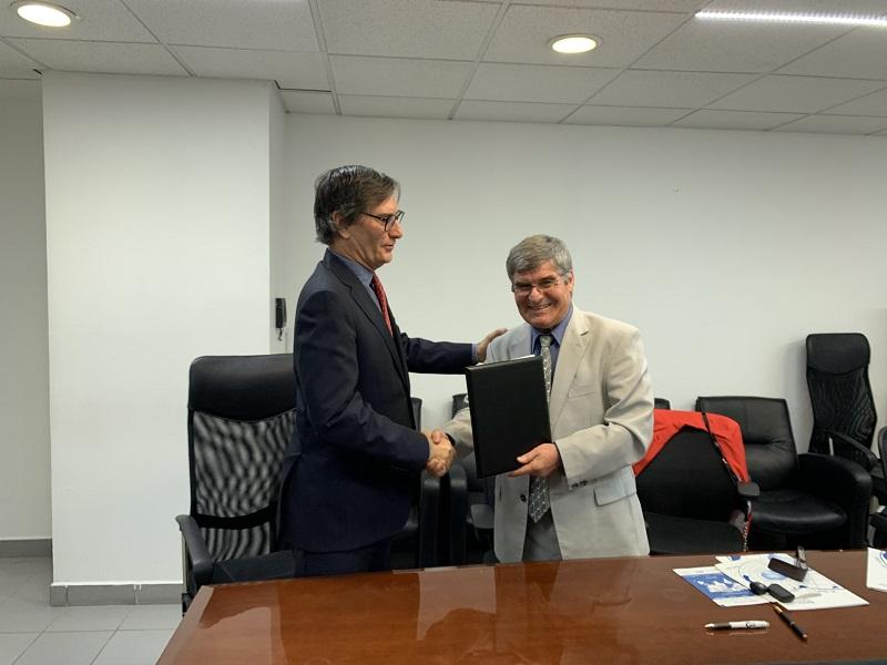 ВУМ подписа Меморандум за разбирателство с най-големия университет в Мексико