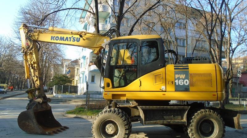 """Временна организация на движението във Варна заради реконструкцията на трасето на бул. """"Народни будители"""""""