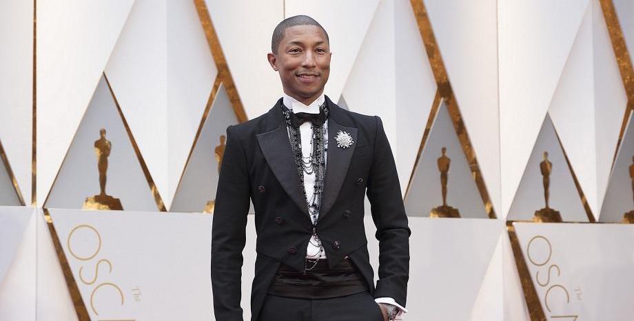 Честит рожден ден, Pharrell Williams