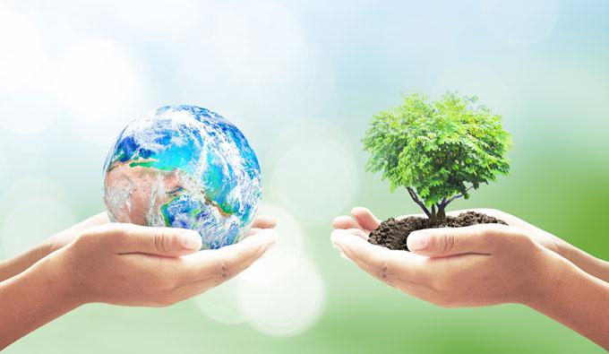 """Фондация """"Св. Св. Константин и Елена"""" отбеляза 22 април – Международен ден на земята с няколко инициативи по озеленяване"""