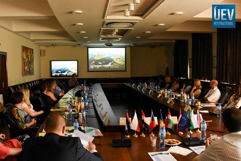 """Първа международна """"Еразъм+ седмица"""" се провежда в Икономическия университет във Варна"""