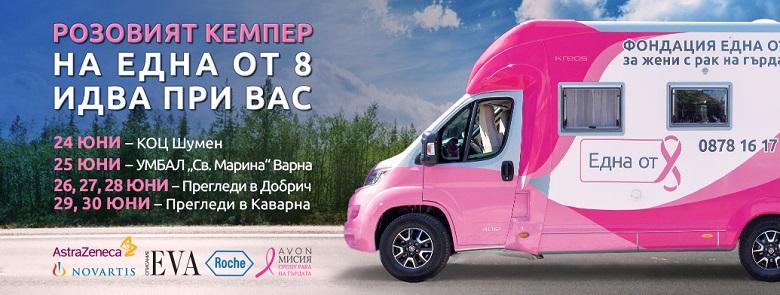 Изчерпани са местата за безплатни прегледи за рак на гърдата в Добрич