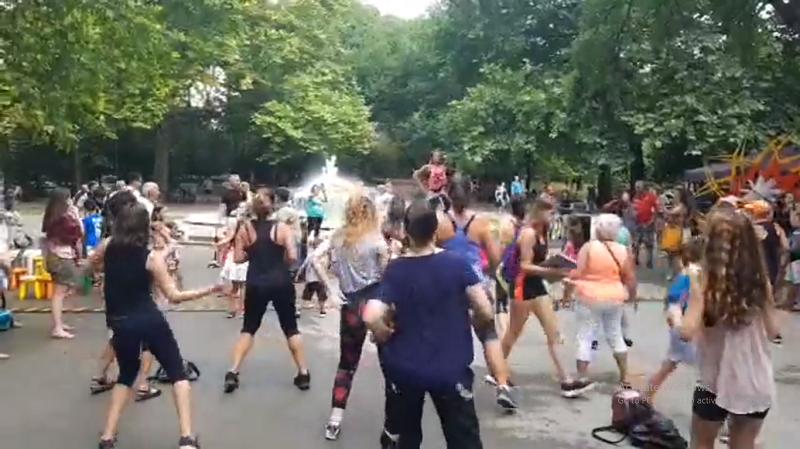"""Унгарски играха български хора на арт фестивала """"Сръчко"""""""