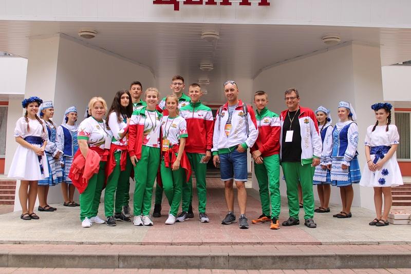 Варненските деца с достойно представяне в ХVІІ Международно състезание на младите спасители и пожарникари в Беларус