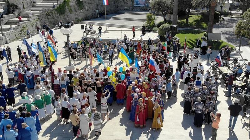 За седма година Варна е домакин на фестивал за култура и спорт на хората от третата възраст