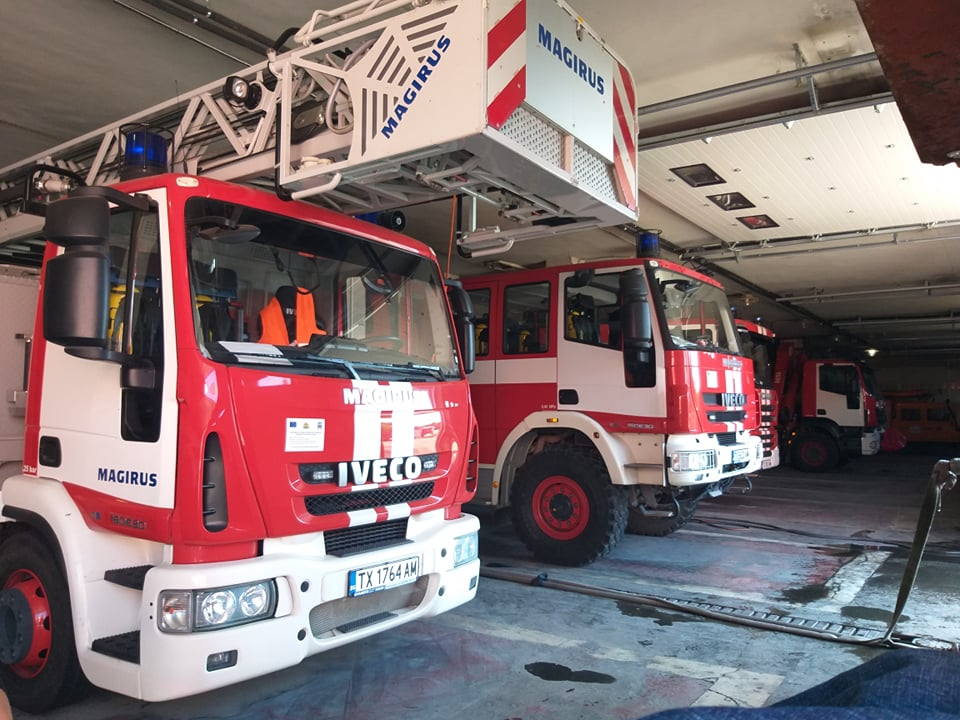 Започва Седмицата на пожарната безопасност