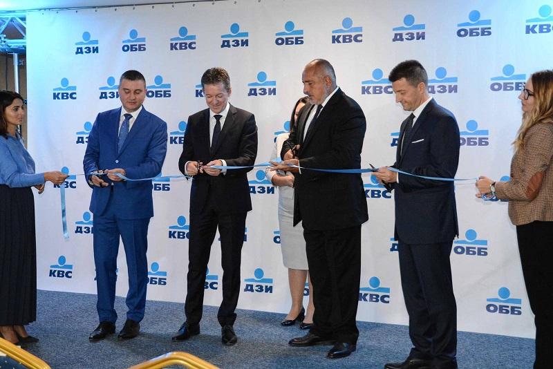 """Борисов: АМ """"Хемус"""" се строи и Варна има голяма перспектива за развитие заради инфраструктурата и локацията"""