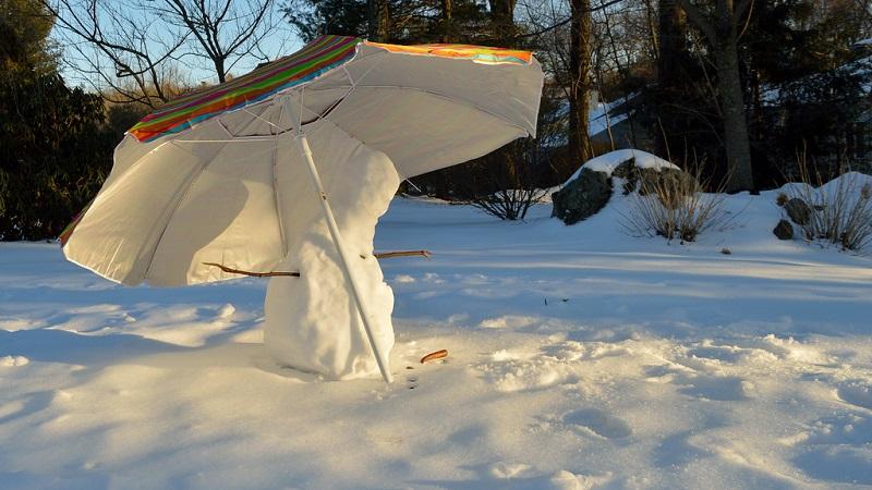 Сняг или слънце на празниците?