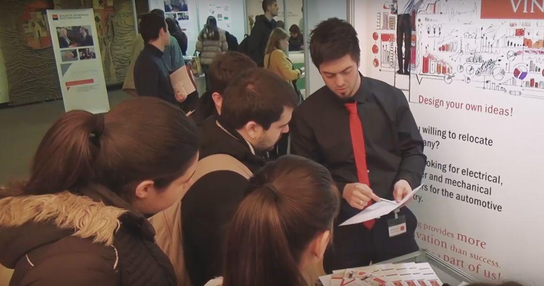 """Форум """"Национални дни на кариерата"""" 2017 - добра кариера, добър живот се провежда във Варна"""