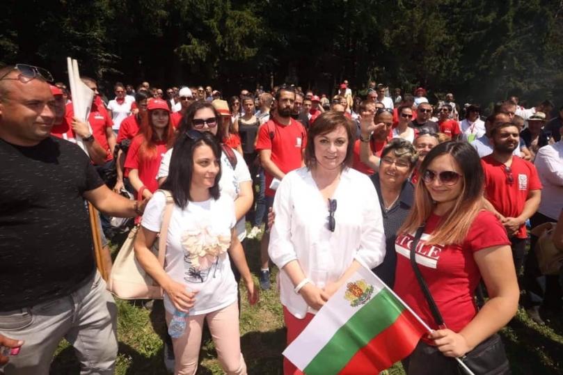 Нинова: Управляващите саботират митинг-събора на БСП