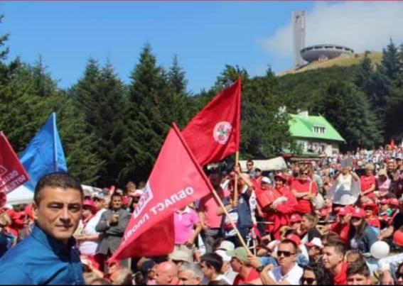 Красимир Янков с призив за отбелязване на 129 - годишнината на БСП на Бузлуджа