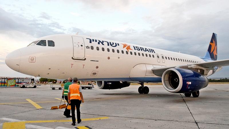 Полетите от Израел до Варна са възобновени и ще се извършват по един път на ден