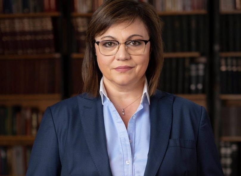 Корнелия Нинова ще се срещне с депутати от 7-то Велико народно събраниe