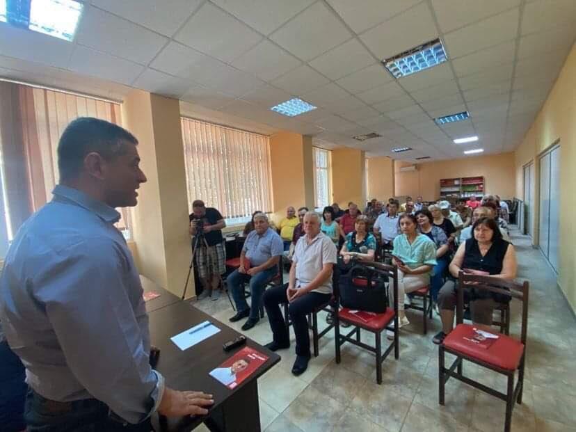 Красимир Янков: БСП трябва да предложи план за по-добър живот на българските граждани