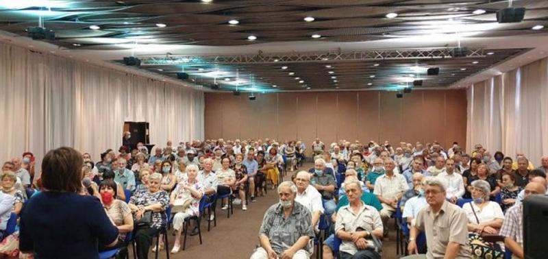 Нинова: Виждайки тази пълна зала, вярвам в мъдростта, честността и енергията на партията