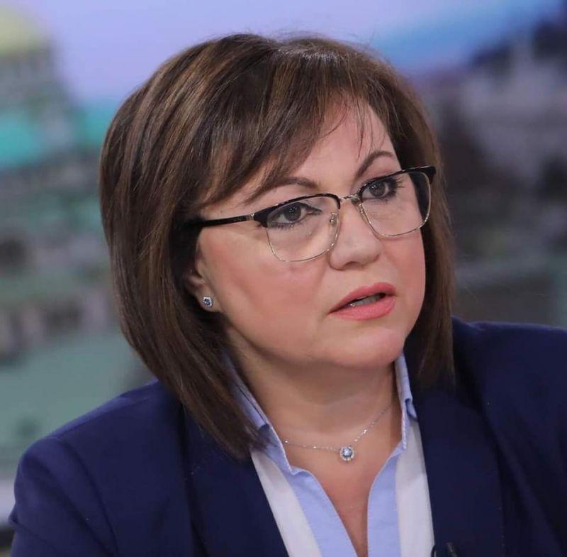 Корнелия Нинова: Заемите, които тегли кабинетът, са опасност за бъдещето