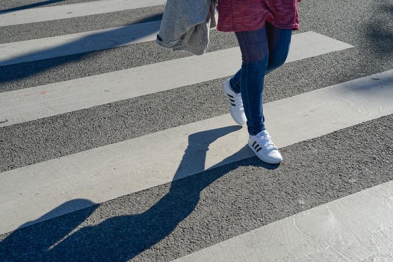 Блъснаха пешеходка в Добрич