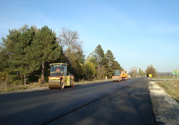 """Ограничава се движението в 17 км участък от Айтоския проход за ремонта на мостовете над яз. """"Цонево"""" и р. Камчия"""