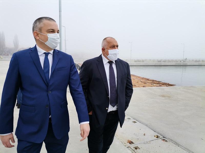 """Премиерът Борисов във Варна: Бул. """"Цар Освободител"""" е следващата задача"""