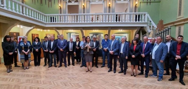 Корнелия Нинова в Пловдив: Единствено БСП има цялостен план за управление на България