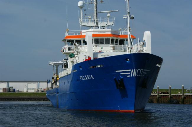 Холандски кораб започва проучвания в морето край Варна