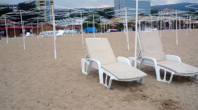 Обявиха търг за наем на Централния плаж във Варна