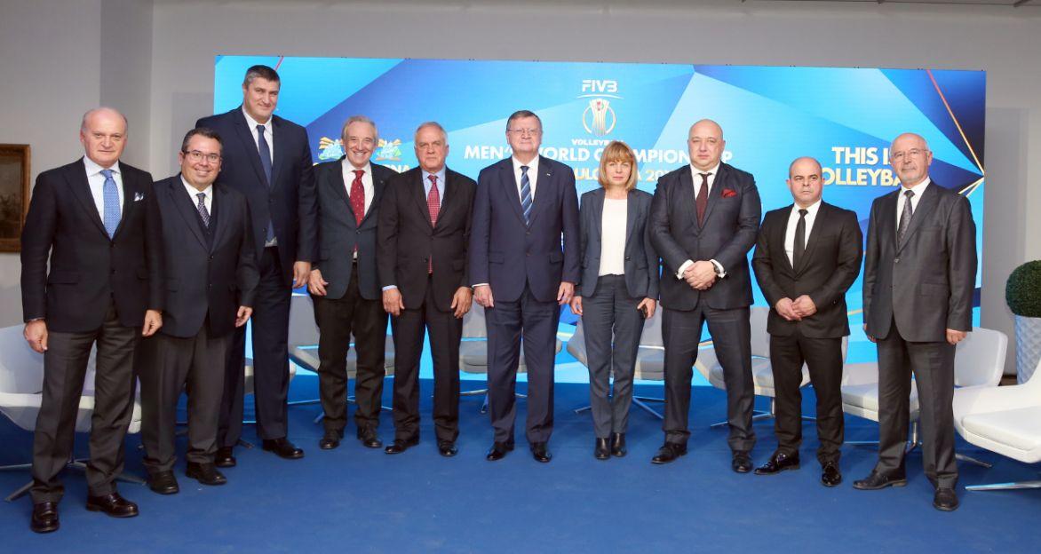 Представиха Варна сред градовете-домакини на Световното по волейбол 2018