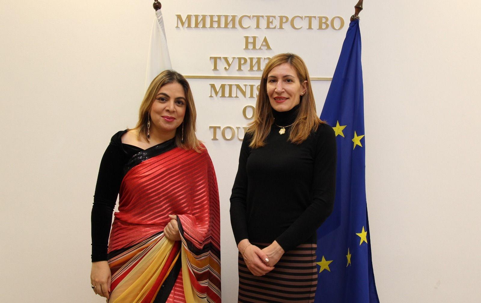Министър Ангелкова: Ще работим с Индия за увеличаване на туристите и привличане на инвестиции
