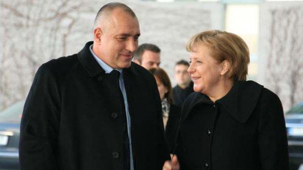Меркел застана зад идеята за газов хъб във Варна