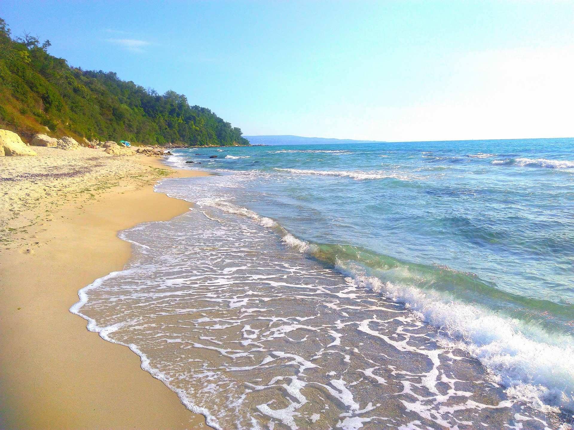 Слънчево и приятно време край морето