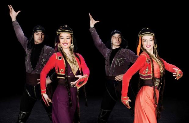 """""""Летящите грузинци"""" идват във Варна със 70 танцьори с 600 автентични костюми"""