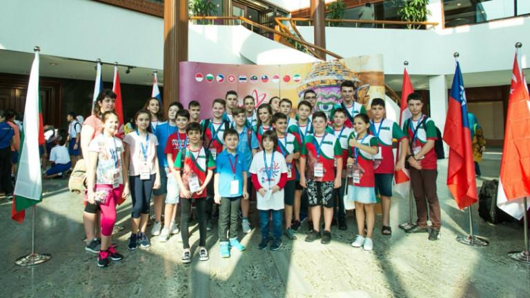 Малки математици спечелиха 47 медала на олимпиада в Тайланд