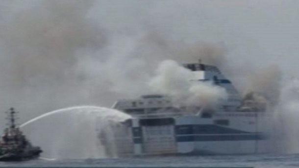 """Във Варна ще акостира трагичният ферибот """"Героите на Севастопол"""", правят оглед"""