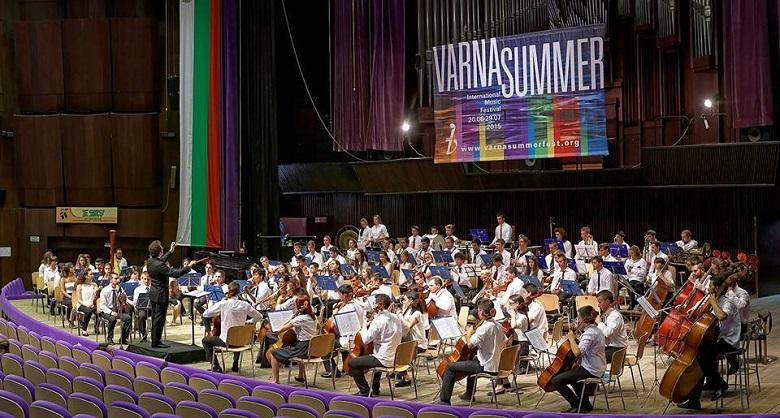 Млади музиканти представят пъстра програма на сцената на Фестивалния и конгресен център