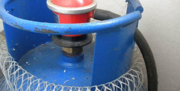 Газова бутилка опустоши тераса във Варна