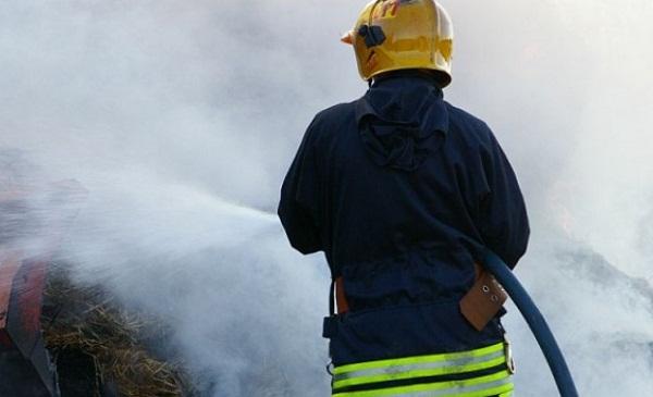 68-годишен мъж пострада при пожар в с. Царевци