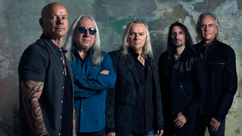 Uriah Heep отбелязват 50 години на сцената с концерт в София