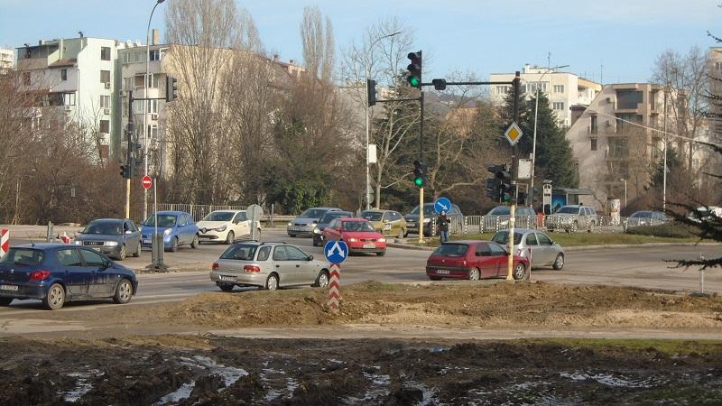 Организация на движението във Варна, заради прокарване на водопровод